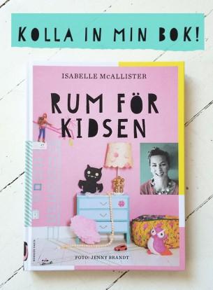 I MADE A BOOK!  Den heter Rum För kidsen och jag har gjort boken med Jenny Brandt. Det är en barnrumsbok och förhoppningsvis hjälp för föräldrar att hjälpa sina barn. LÄS MER / READ MORE BY CLICKING ON THE TITLE
