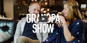 Watch me being interviewed on the Grandpa Show!